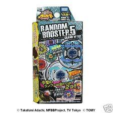 TAKARA TOMY Metal Fusion BEYBLADE BB-82 Random Booster Vol. 5 Grand Cetus Ketos
