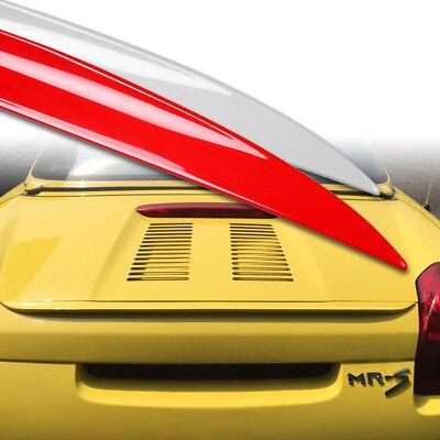 Custom Painted Trunk Lip Spoiler R For Ford Crown Victoria Sedan 98-12 Gen 2