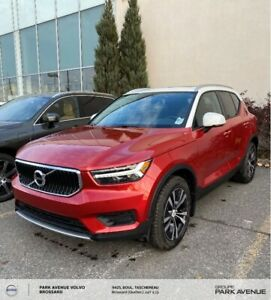 2020 Volvo XC40 T5 AWD Momentum | Polestar Optimization