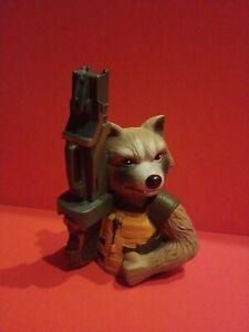Marvel Guardians of the Galaxy-Rocket Raccoon Figure d/'Banque
