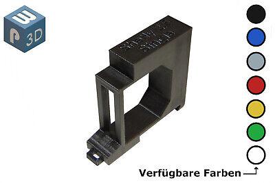 Shelly 2.5 Hutschienenhalter DIN Rail Dual 17,5mm Teilung