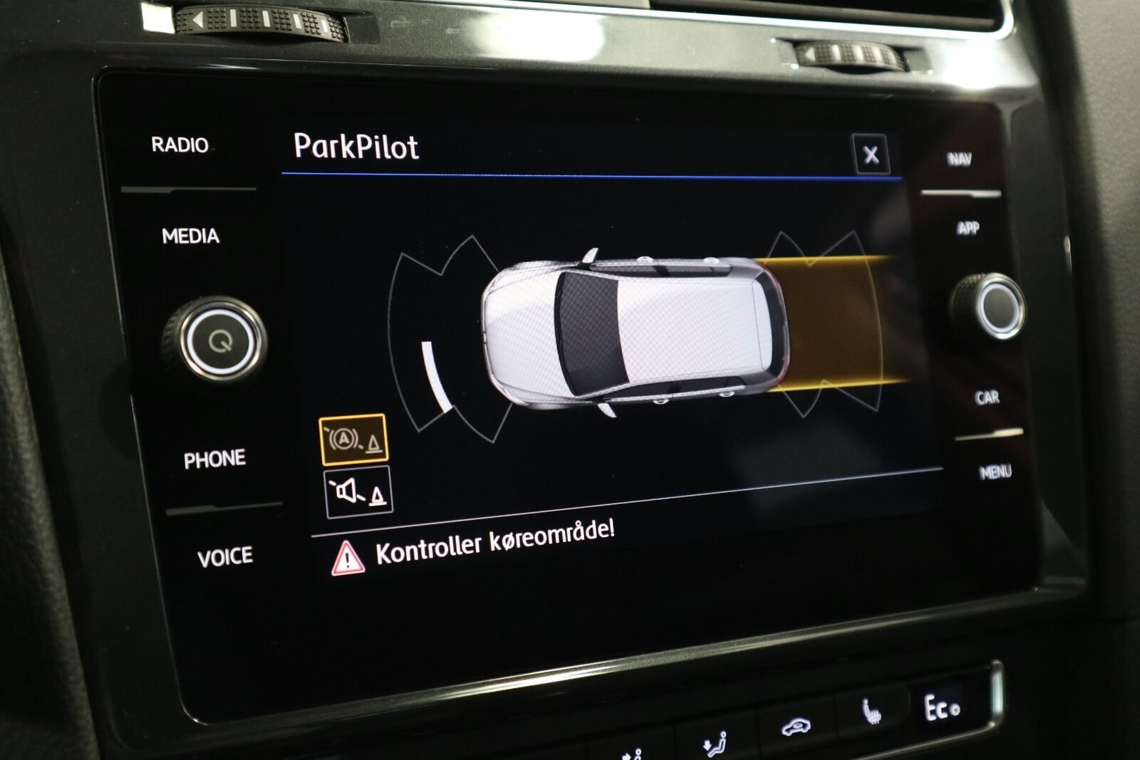 VW e-Golf VII   - billede 6