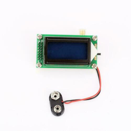 High Accuracy RF Frequency Counter Meter 1-500 MHz Tester Module For Ham Radio