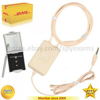 Spy Earpiece Invisible Micro Earphone Mini Wireless Covert Hidden