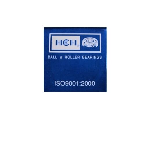 Qty.2 6000-2RS Premium 6000 2rs seal bearing ball HCH bearings 6000 RS ABEC3