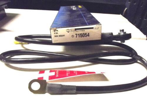 "50/""+LEAD 4GA SIDE POST,NEG//POSITIVE BATTERY CABLES MADE IN USA BY P PATH. 2"