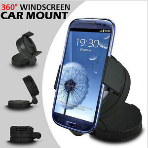 support universel t l phone portable smartphone gps pour voiture auto galaxy s5 ebay. Black Bedroom Furniture Sets. Home Design Ideas