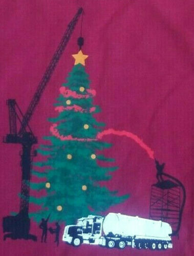 NWT HANNA ANDERSSON SOFT CHRISTMAS TREE DECORATING SHIRT 100 4 and 120 6//7