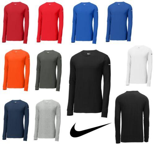 halsT Heren of S blendlange shirtlichtgewicht 4xl mouwronde Nikekatoen JF1cKTl
