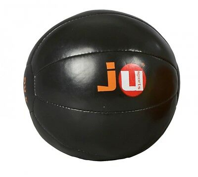 Medizinball 3kg In Schwarz Schlagkraft Kampfsport Stabile Konstruktion Fitness Kraftsport Boxen