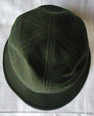 ***cappello Original Glockner Loden In Alpaca Woll Hat Misura 56 Adriatico Rinvigorire Efficacemente La Salute