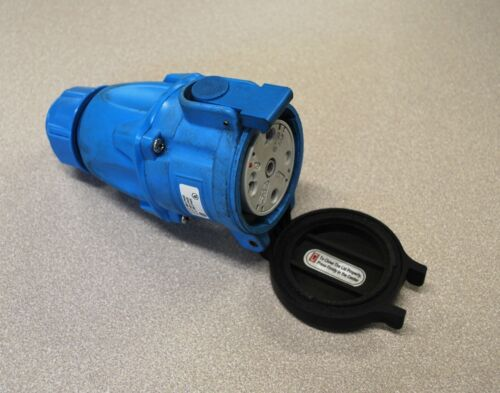 USED Meltric 33-37043 DS 30Amp Receptacle//Disconnect