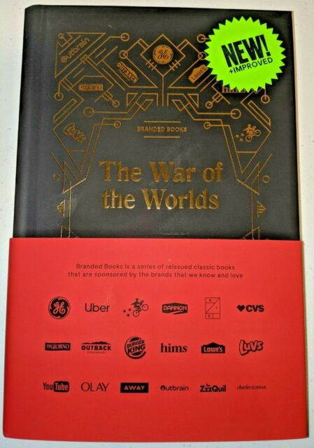 The War Of The Worlds By H G Wells For Sale Online Ebay