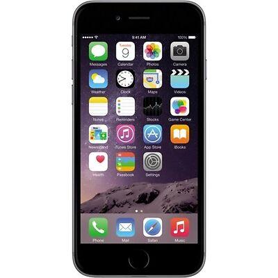 Puesto a nuevo Apple iPhone 6 16GB Negro