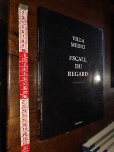 GG-LIBRO-Villa-Medici-Escale-Du-Regard-Academie-de-France-a-Rome-Carte-Segrete