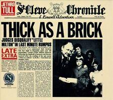 Thick as a Brick [Bonus Tracks] [Limited] [Remaster] by Jethro Tull (CD, Jun-1998, Chrysalis Records)