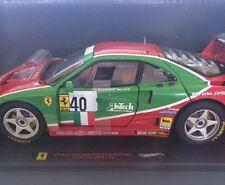 Hot Wheels Elite 1.18 Ferrari F40 Competizione LE MANS 1995.