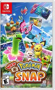 New Pokemon Snap - Nintendo Switch
