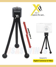 """Tripod Compact 5"""" Black for NIKON Compact and Point and Shoot Cameras"""
