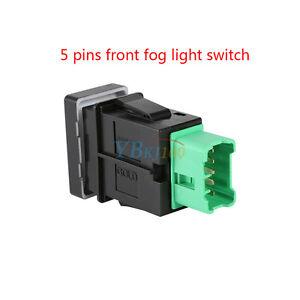 Auto-Front-Fog-Light-Switch-Button-For-Suzuki-SX4-Swift-Grand-Vitara-2006-2012