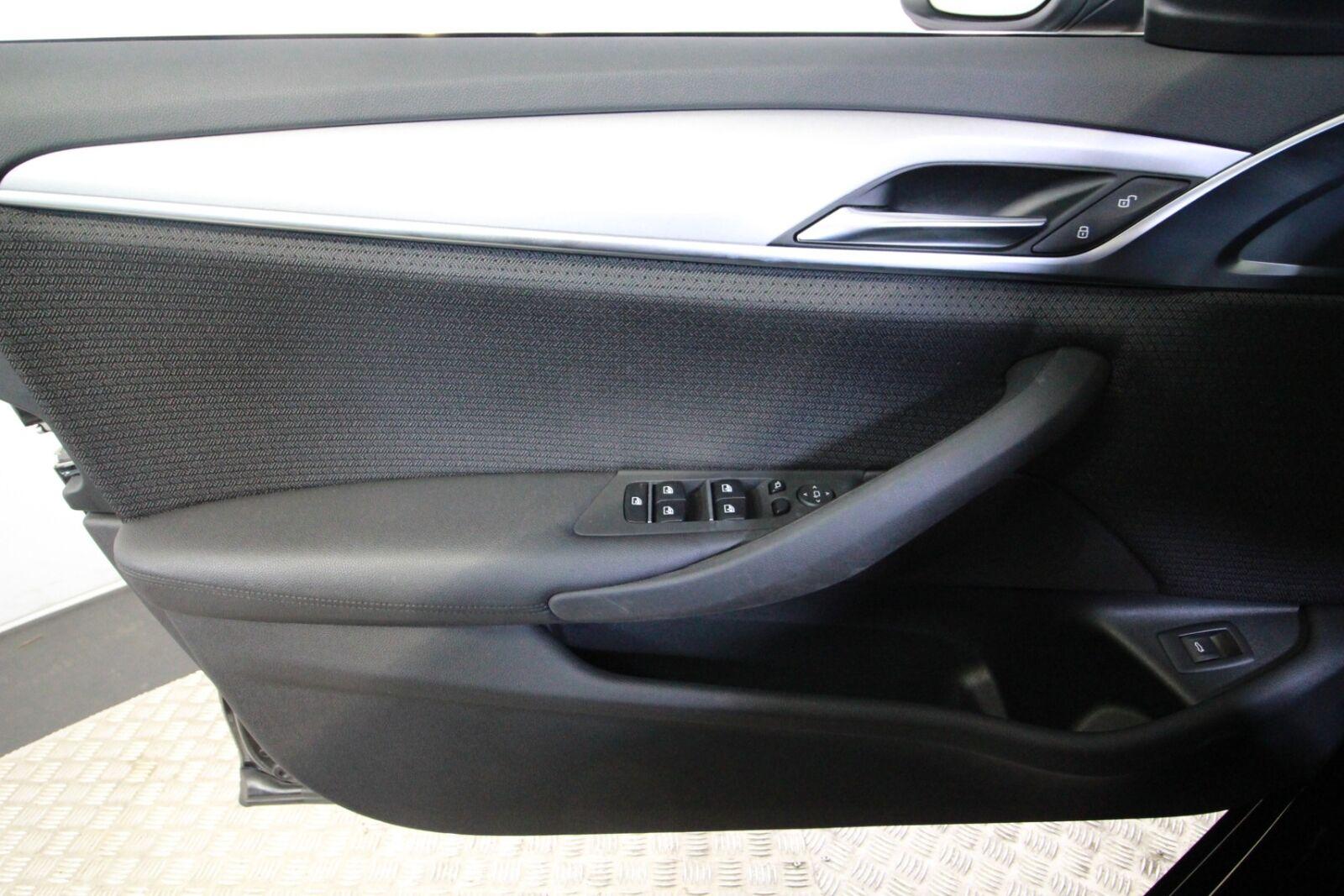 BMW 520d 2018