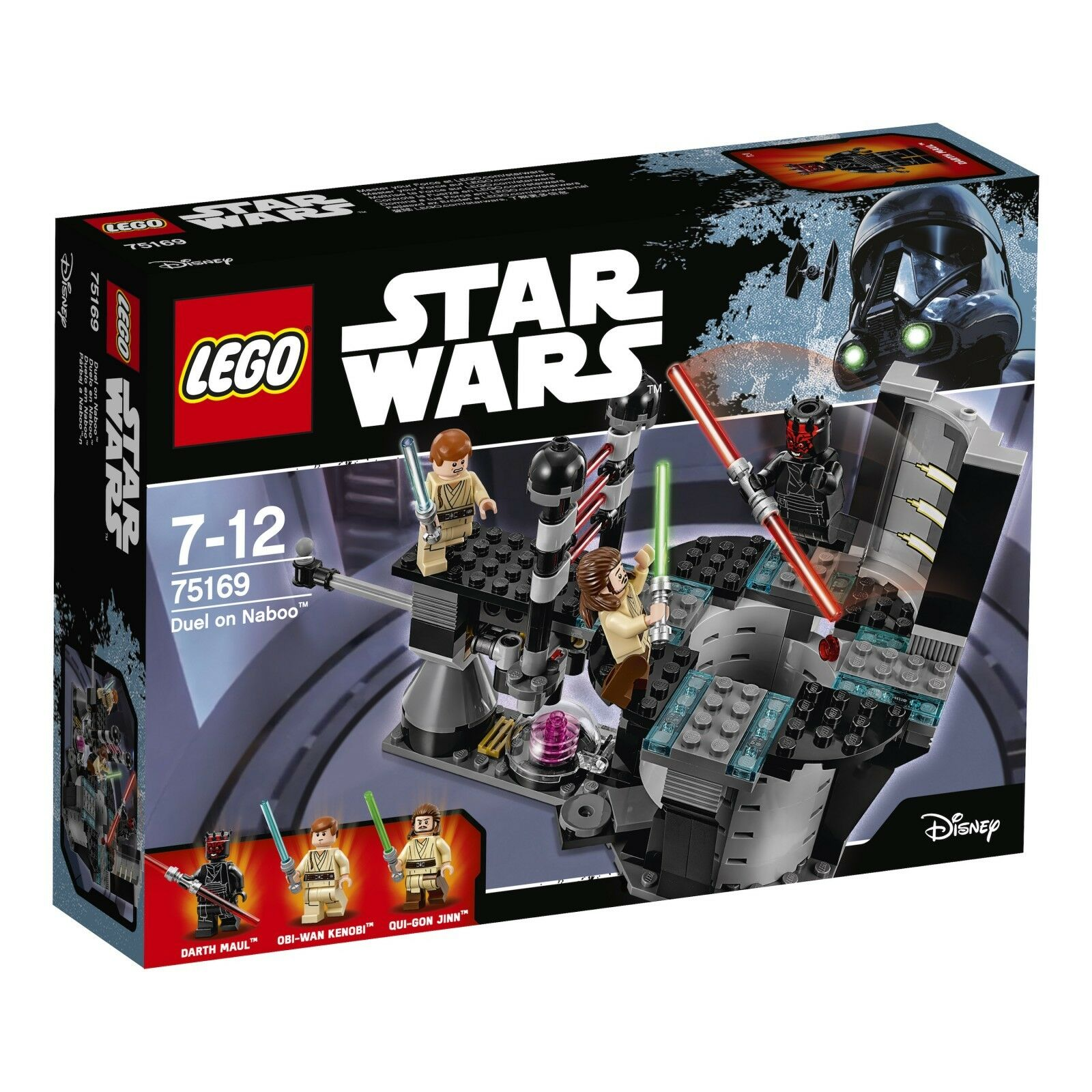 LEGO ® Star Wars ™ 75169 Duel on Naboo ™ NUOVO OVP _ NEW MISB NRFB