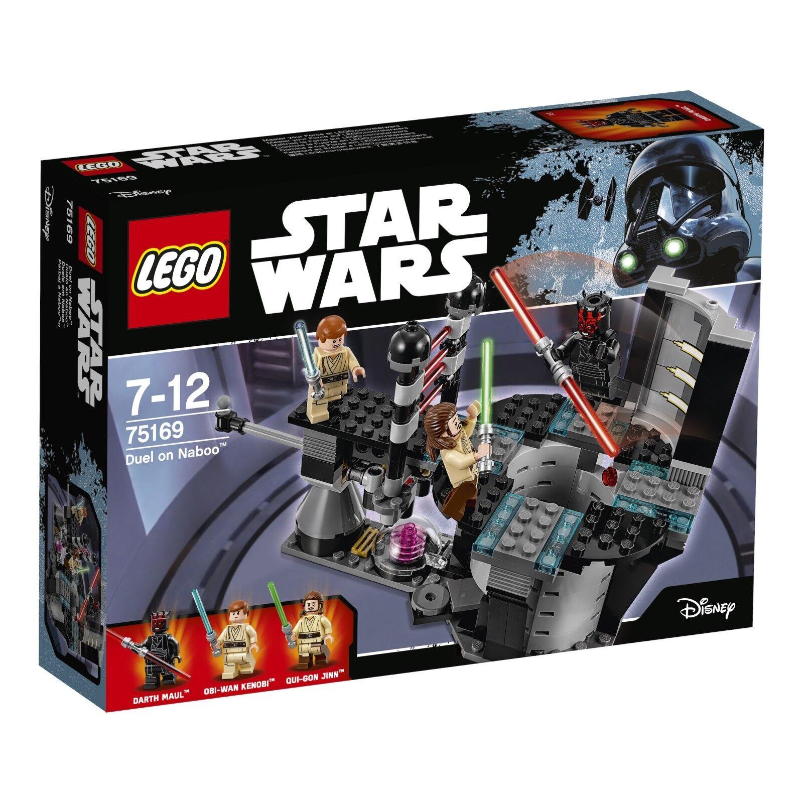 LEGO® Star Wars™ 75169 Duel on Naboo™ NEU OVP_ NEW MISB NRFB