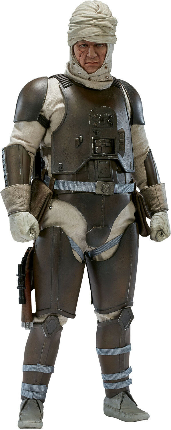 Star Wars Dengar 16th Escala Figura de acción (Sideshow Collectibles) NEW