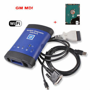 Details about GM MDI Diagnostic Scanner with Newest Software GDS2