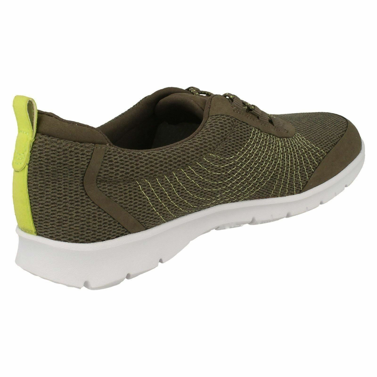 Donna CLARKS ALLENA NUVOLA Steppers Step ALLENA CLARKS BAIA SCARPE CASUAL SLIP-ON 3e198d
