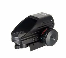 Lancer Tactical 4 Reticle Reflex Red Green Dot Sight Holographic Scope Metal