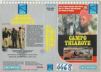 CAMPO THIAROYE (1988) vhs ex noleggio