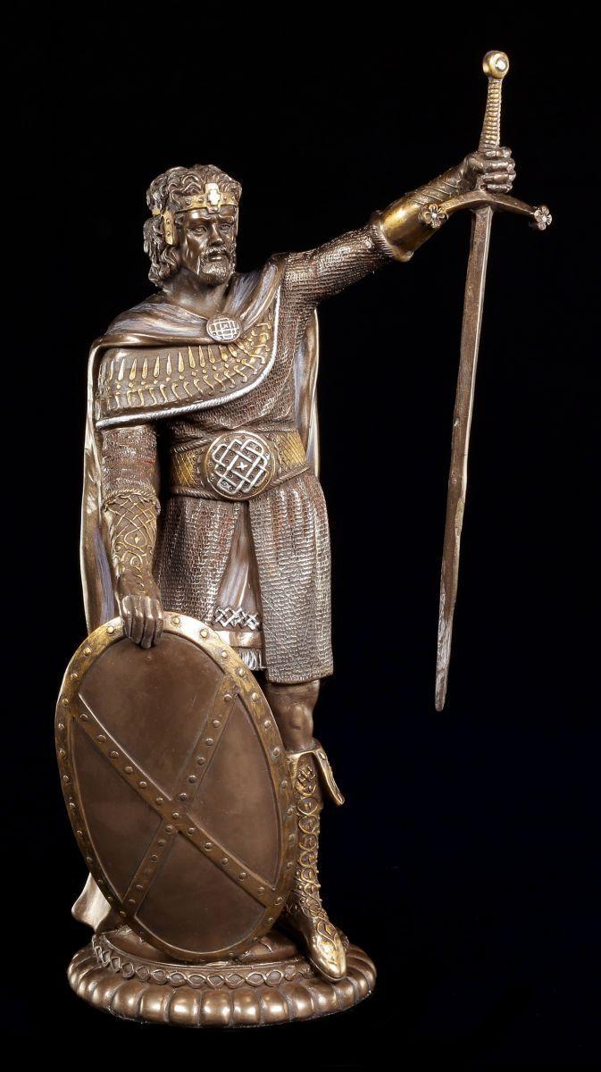 Sir William Wallace - Figura Escocés Freiheitskämpfer - Estatua