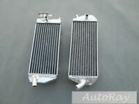 Aluminum Radiator Set For Gas Gas Ec450 Ec515 Fsr515 2007-2011 08 09 10 11
