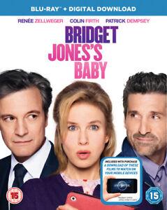 Bridget-Jones-039-s-Baby-Blu-Ray-2017-Renee-Zellweger-Maguire-DIR-cert-15