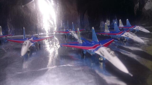 Herpa 580212-1//72 Sukhoi Su-27Ub Neu Russian Knights