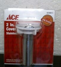 """ACE 4238911 2"""" Faucet Stainless Sink Hole Cover, FREE SHIPPING"""