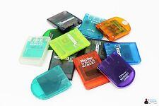 Playstation PS1 - Memory Card 1MB 15 Block - verschiedene Hersteller und Farben