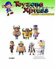 Banpresto One Piece WCF Film Gold Vol 3 (Set of 7)