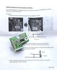 TECHNICS AN6682 SUKV000031 PITCH  I.C MOD KIT SL1200 SL1210 NEW SL 1200 1210