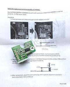 TECHNICS-AN6682-SUKV000031-PITCH-I-C-MOD-KIT-SL1200-SL1210-NEW-SL-1200-1210