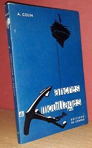 A.T. Colin Ancres et Mouillages Editions du Compas 1961