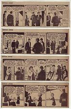 Little Orphan Annie by Harold Gray - 26 daily comic strips - Complete March 1958