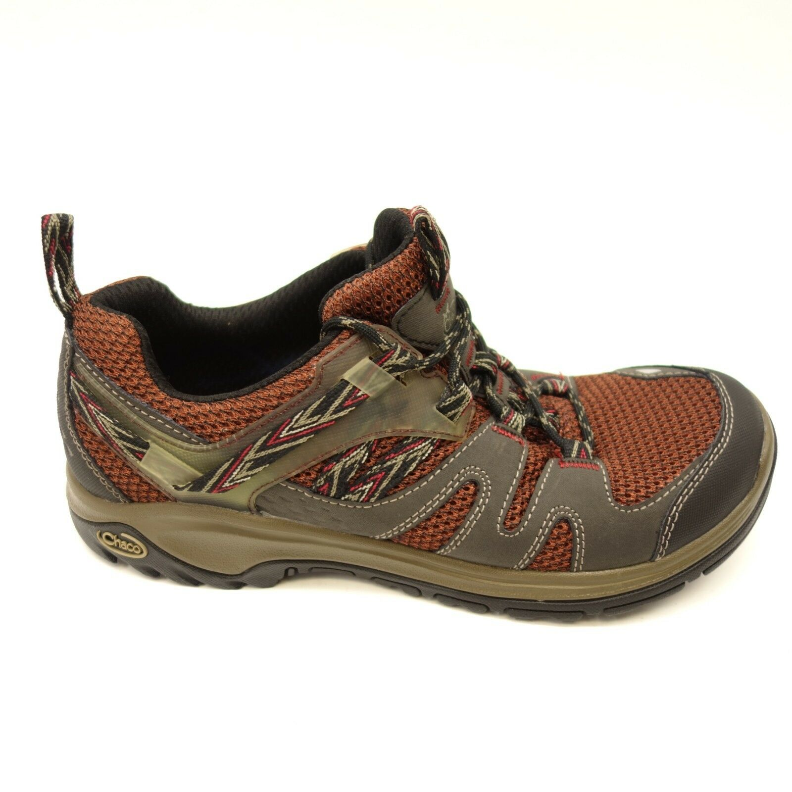 Chaco Mens rot Outcross Evo 4 Outdoor Athletic Trail Hiking Water schuhe Größe 9.5