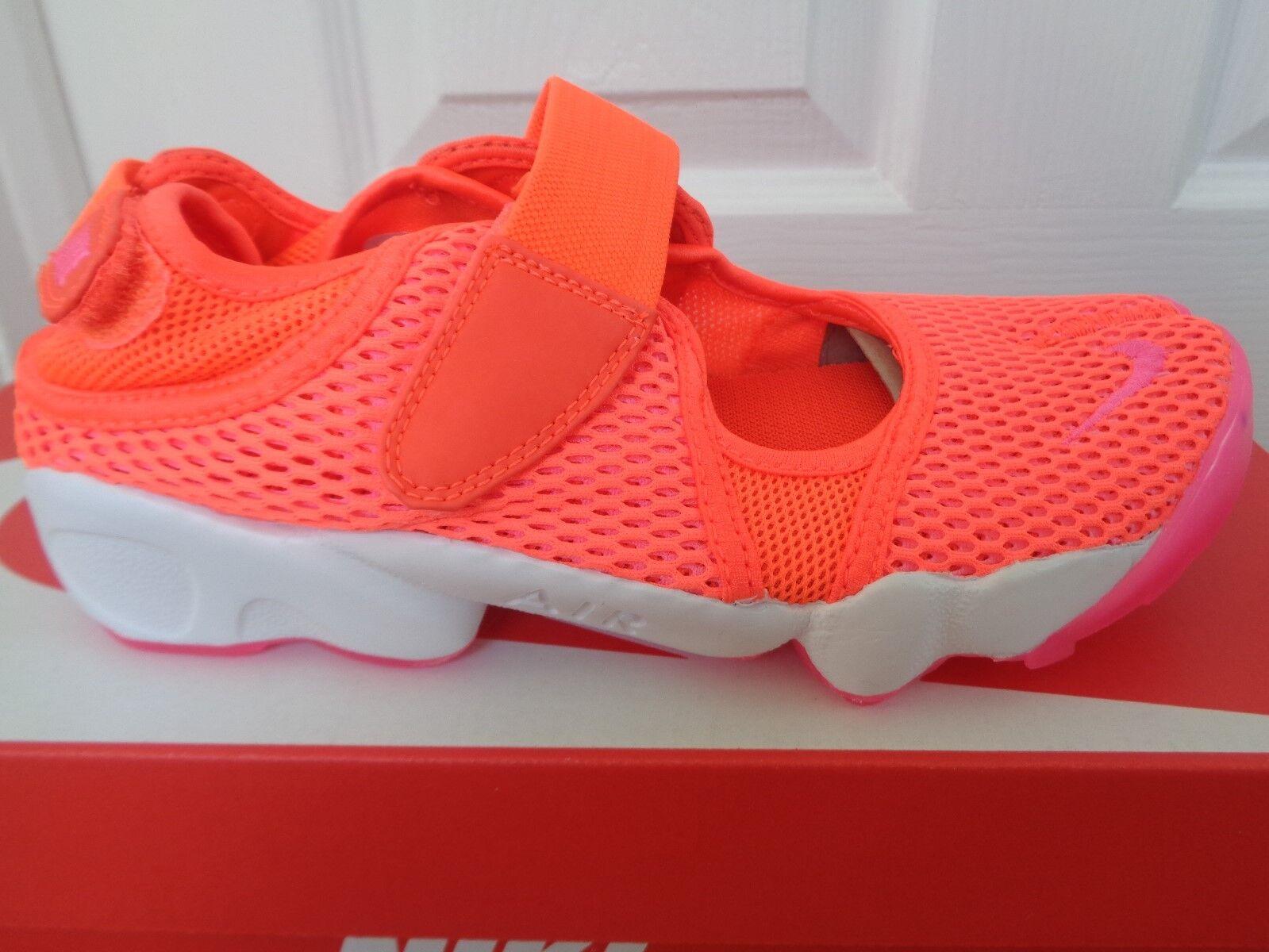 Nike trainers Air Rift BR Femme trainers Nike chaussures 848386 800 uk 4.5 eu 38 us 7 NEWBOX d44d55
