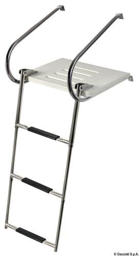 Osculati 48.419.60Badeplattform aus Glasfaser kein Leiter