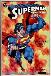 SUPERMAN-DOOMSDAY-1-NM-Hunter-Prey-Dan-Jurgens-1994-more-DC-in-store