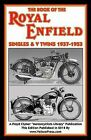 Book of the Royal Enfield Singles & V Twins 1937-1953 by W C Haycraft (Paperback / softback, 2014)