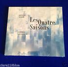 NEW Sealed Antonio Vivaldi Frederic Laroque Les Quatre Saisons (2014) CD Paris
