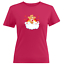 Care-Bears-Tenderheart-Bear-Classic-Heart-Love-Girls-Juniors-Women-Tee-T-Shirt thumbnail 5